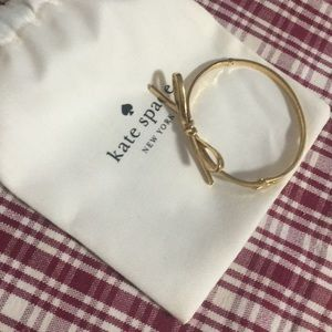 Kate Spade Bow Bracelet!